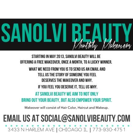 SOB Makeover Flyer