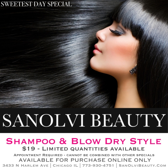 sanolvibeauty sweetest day 2014
